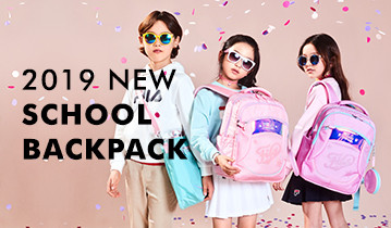 2019 NEW<br>SCHOOL BACKPACK
