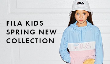 2019 FILA KIDS SPRING NEW COLLECTION