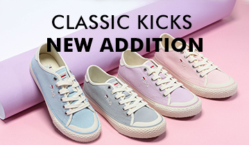 CLASSIC KICKS NEW ADDITION