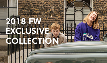 2018 FW EXCLUSIVE COLLECTION