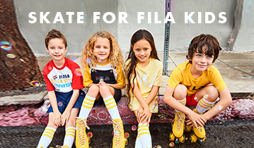LET'S PLAY SKATE FOR FILA KIDS