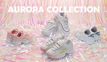 FILA KIDS 반짝반짝  Auroa COLLECTION!