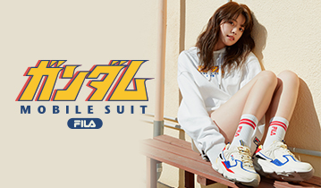 FILA X GUNDAM COLLABORATION