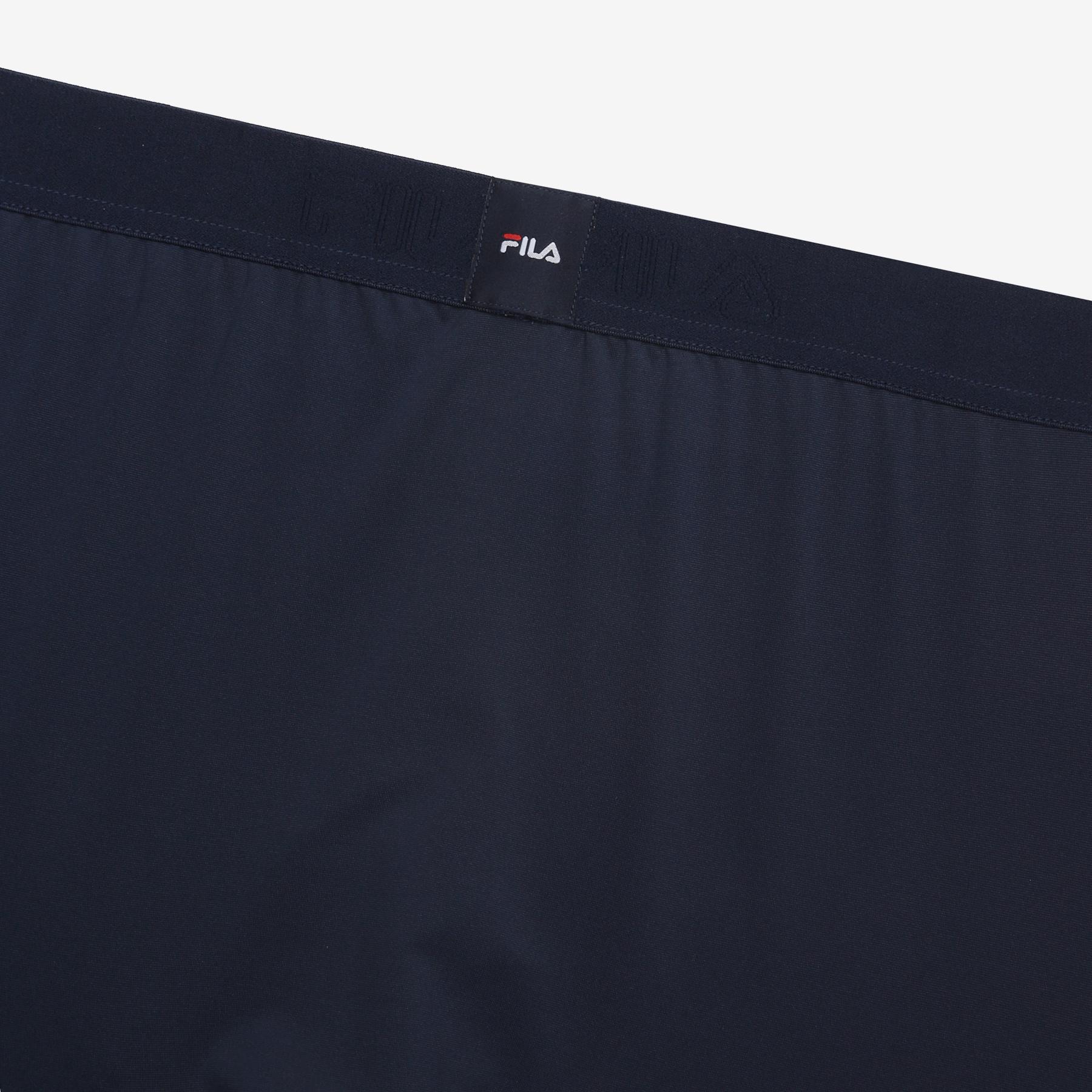 휠라언더웨어(FILA UNDERWEAR) 인핏 남성 드로즈 레드(FI4DRC6411MDRD)