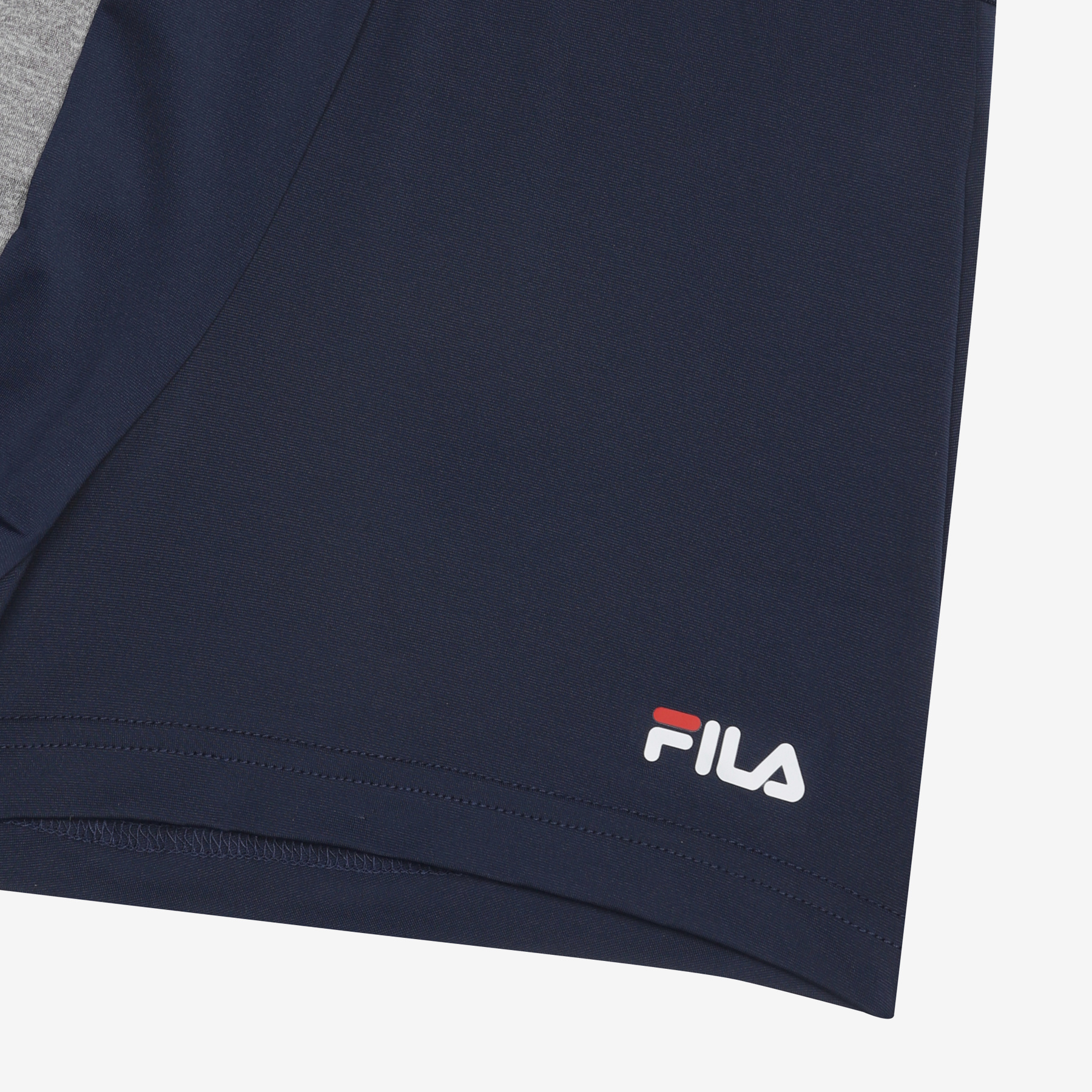 휠라언더웨어(FILA UNDERWEAR) 인핏 남성 드로즈 멜란지(FI4DRC6411MMLY)