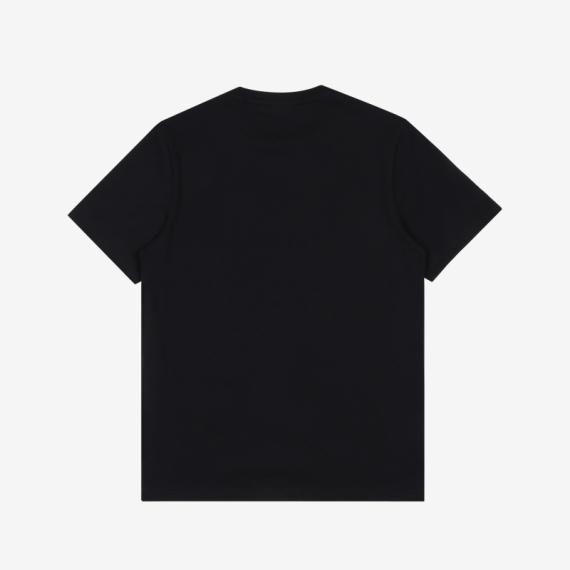 휠라(FILA) LINEA ITALIA 로고 반팔 티셔츠(FS2RSB2106XBLK)
