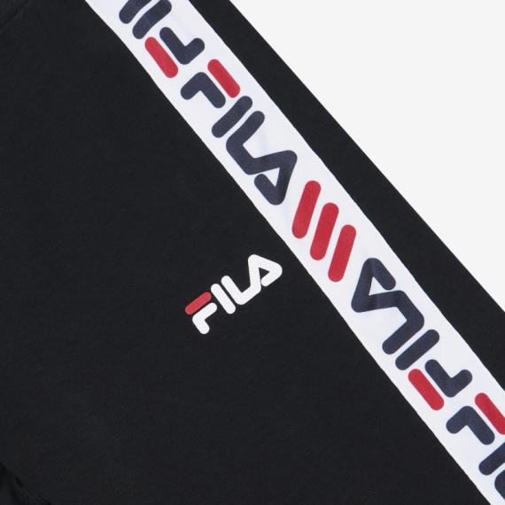 휠라(FILA) 테잎 시리즈 레깅스(FS2IPB3153FBLK)