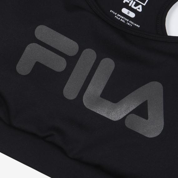 휠라(FILA) 엑스슬림핏FILA 리니어 브라탑(FS2ITB1252FBLK)