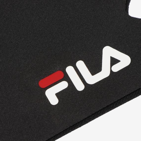 휠라(FILA) 리니어로고 마스크(FS3EQC5301XBLK)