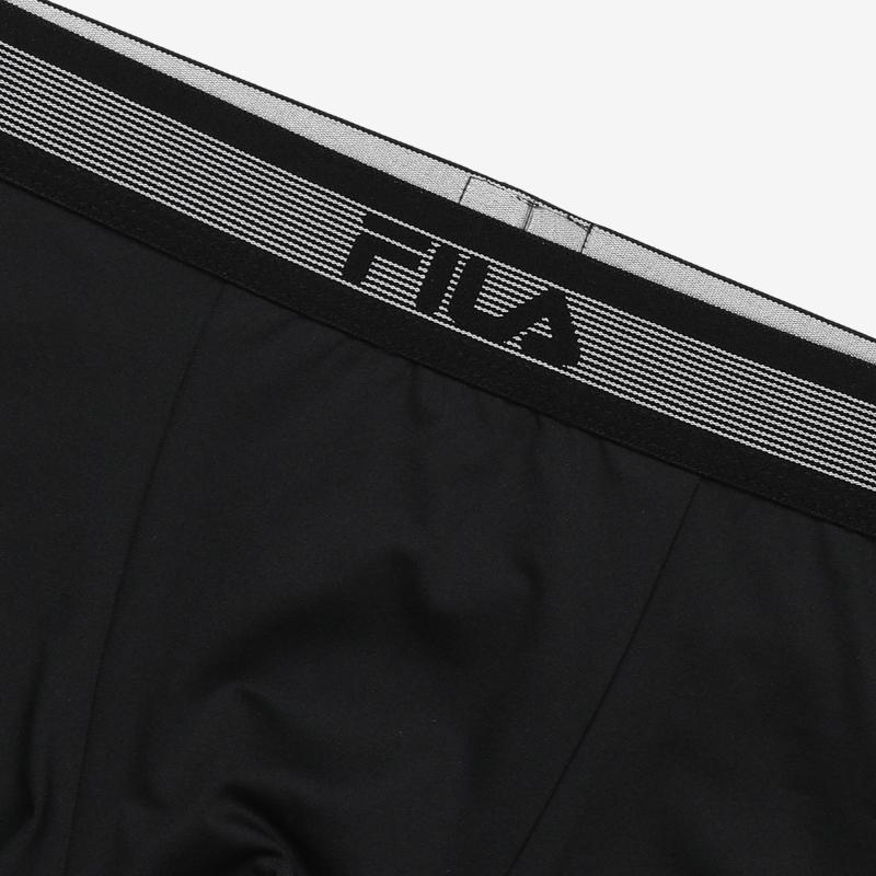 휠라언더웨어(FILA UNDERWEAR) 모노 쟈가드 남성 드로즈 블랙(FI4DRC6605MBLK)