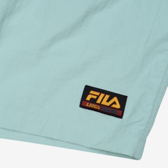 휠라(FILA) [레귤러핏] LINEA ITALIA 로고 반바지(FS2TRB2104XLMI)