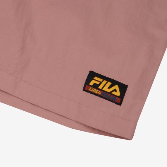 휠라(FILA) [레귤러핏] FILA LINEA ITALIA 로고 반바지(FS2TRB2104XSPK)