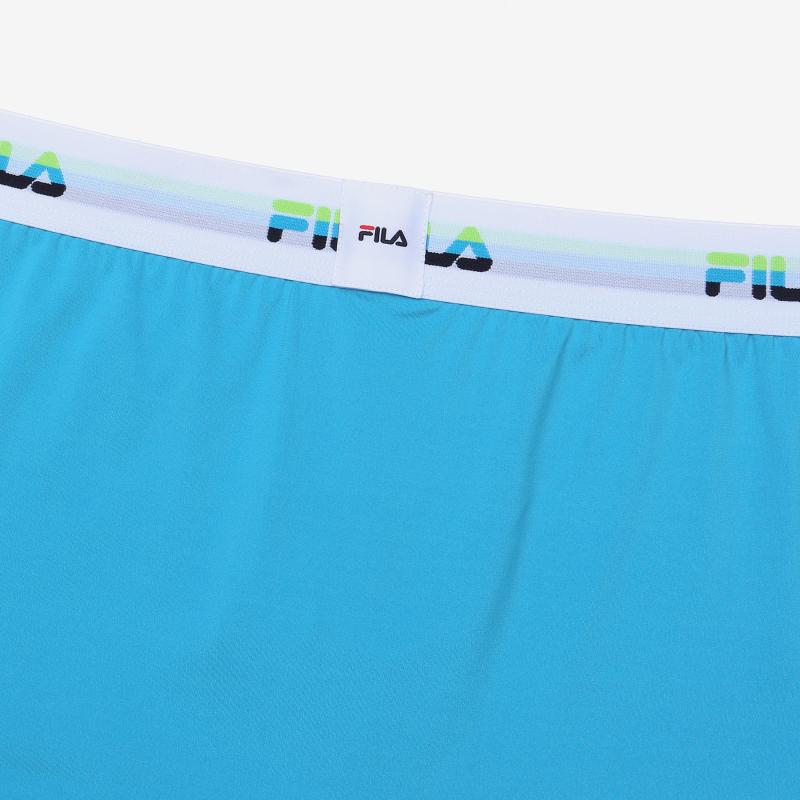 휠라언더웨어(FILA UNDERWEAR) 아쿠아타임 남성 드로즈 블루(FI4DRC2402MOBE)