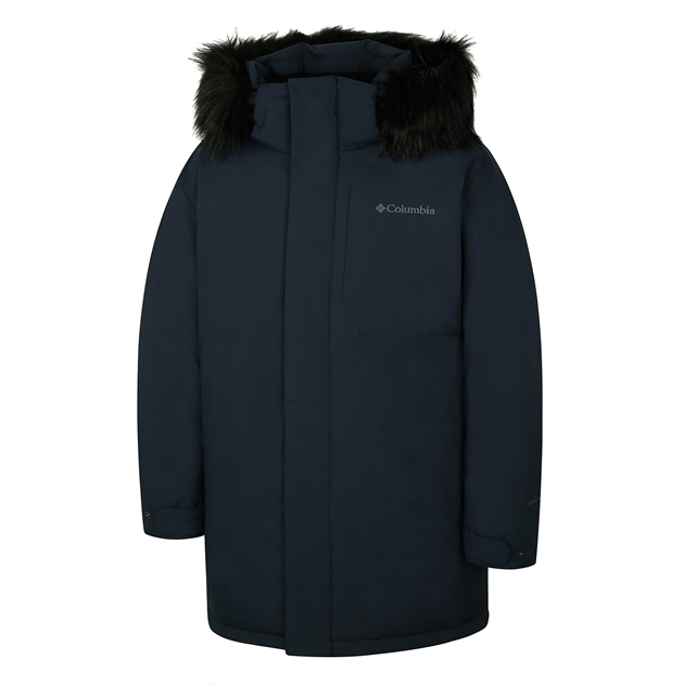 Mangorewa Heights™ Long Down Jacket
