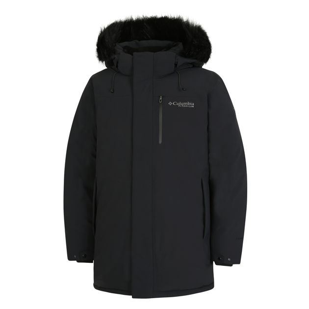 Beckwith Pines™ Long Down Jacket