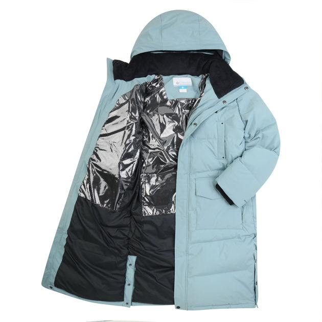 Crown Point™ Long Down Parka