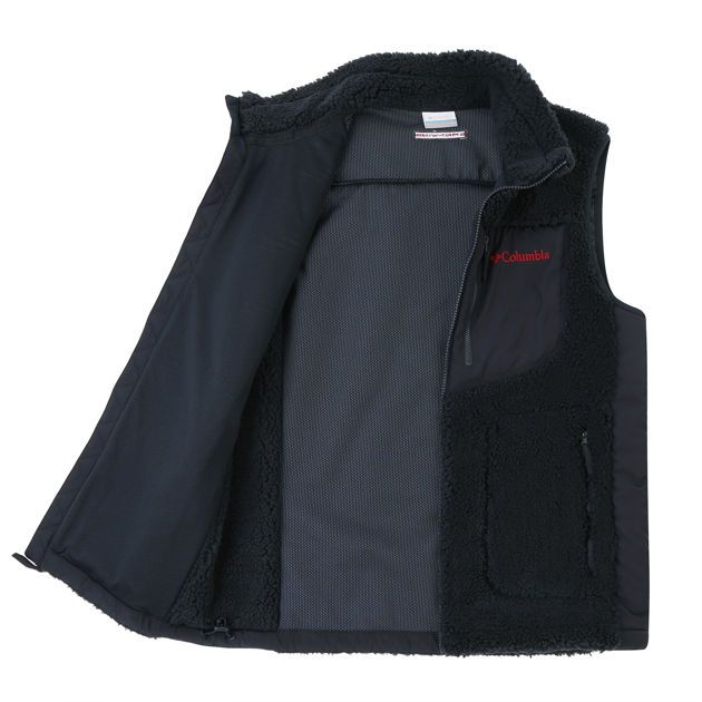 UBrush to Harborr™ Fleece Vest
