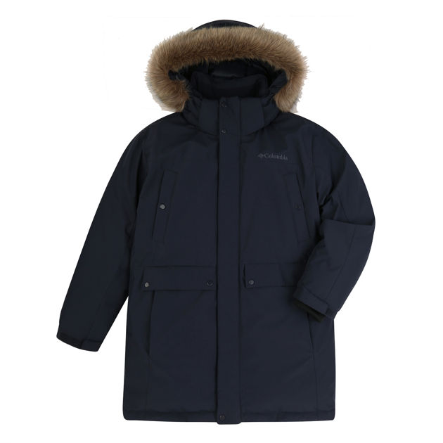 James Peak™ Long Down Jacket