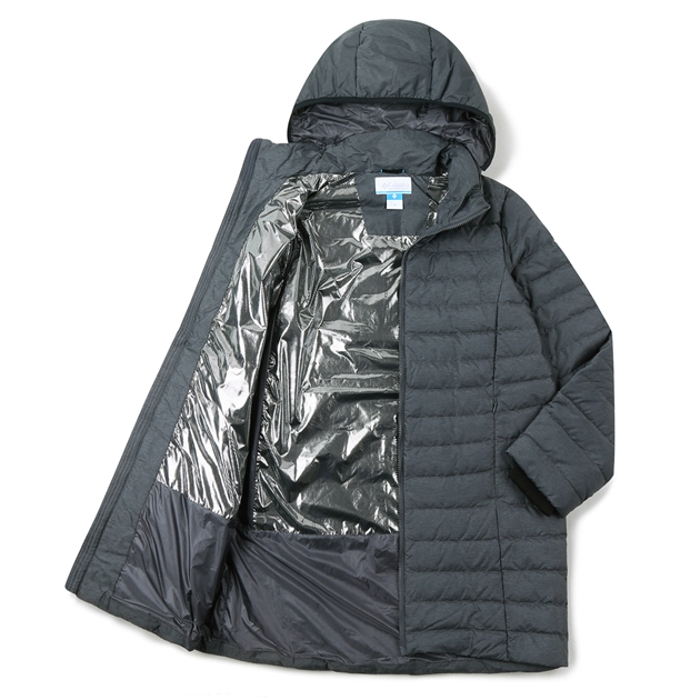 Baldy Ridge™Ⅱ Long Down Jacket