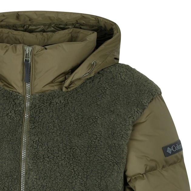 Static Point™ Down Jacket