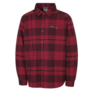 Cornell Woods™ Flannel Long Sleeve Shirt