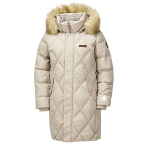 Brown Falls™ Long Down Jacket