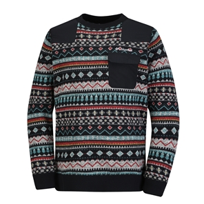 Patterned Sweater Fleece