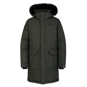 Acheron Point™ Long Down Jacket