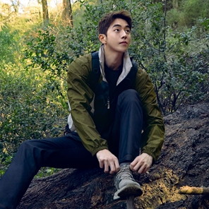 [남주혁 착용] Point Park™ Windbreaker
