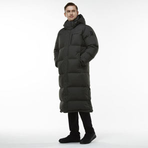 Borough Trail™ Long Down Jacket