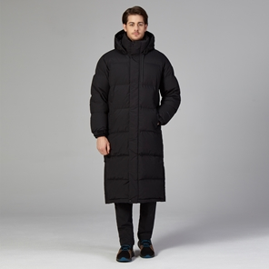 Borough Trail™ II Long Down Jacket