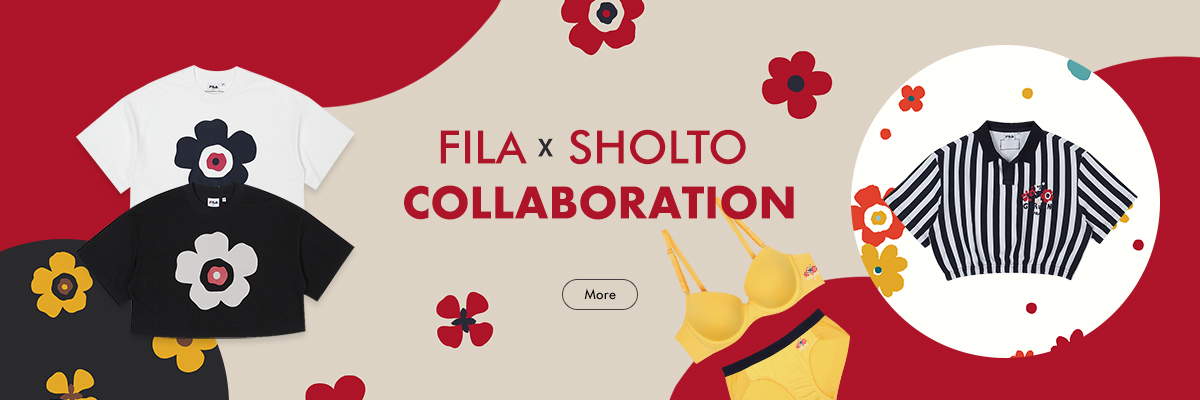 FILA X SHOLTO COLLABORATION