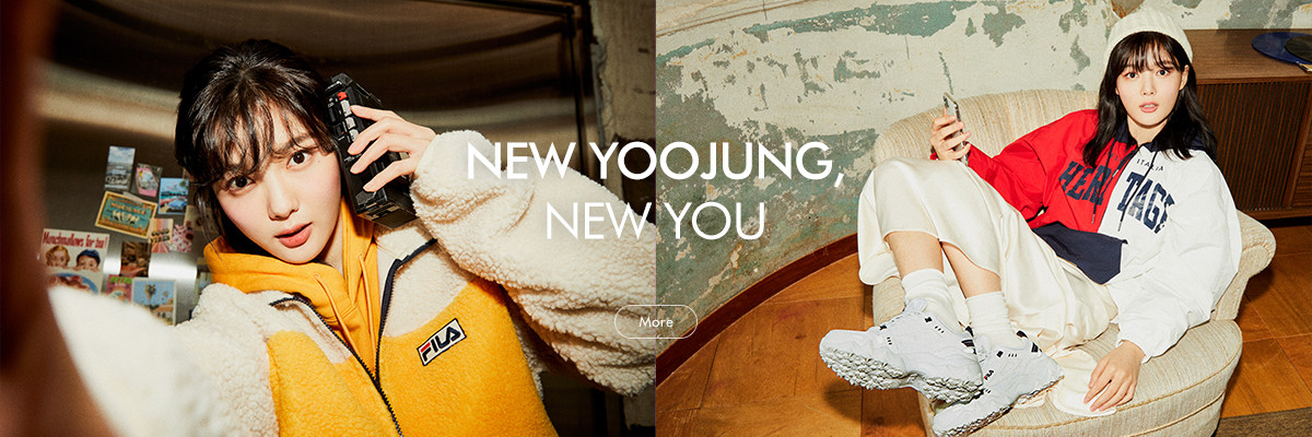 NEW YOOJUNG, NEW YOU