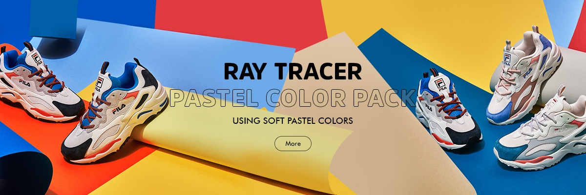 RAY TRACER PASTEL COLOR PACK