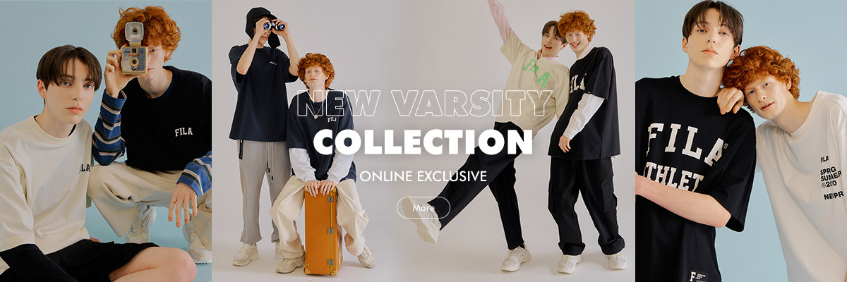 NEW VARSITY COLLECTION