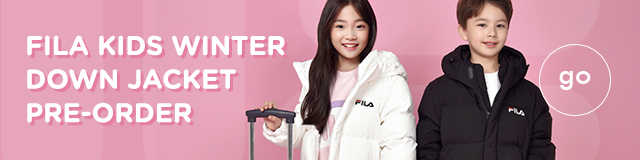 NEW FILA KIDS WINTER DOWN JACKET