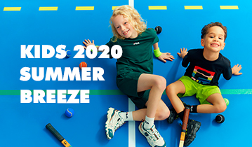 휠라키즈 2020 SUMMER BREEZE