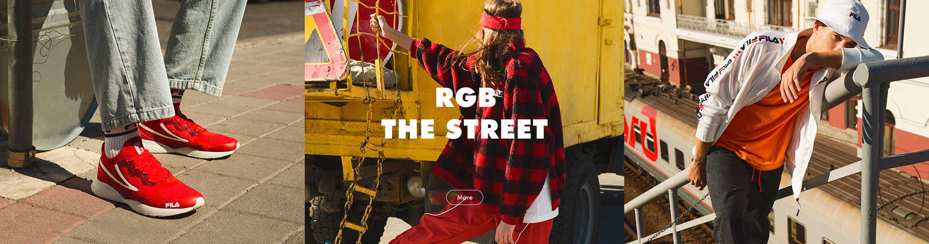 RGB : The Street mobile