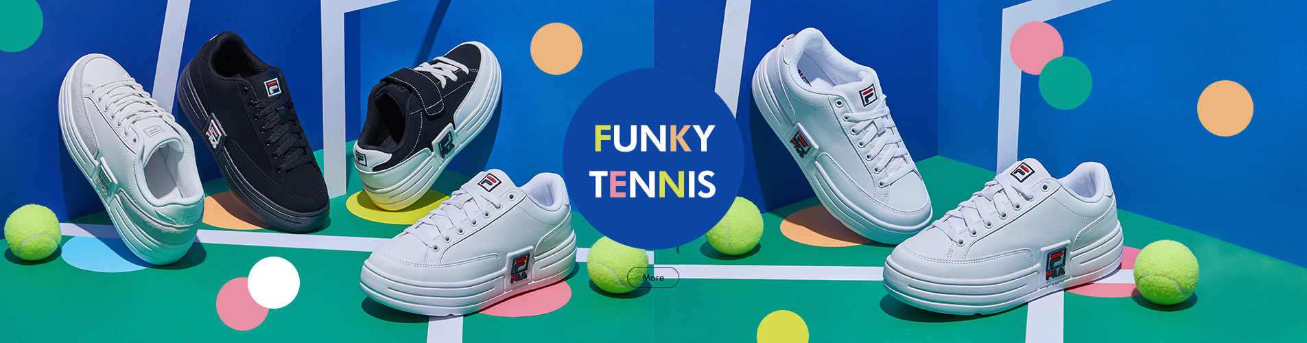 FUNKY TENNIS mobile