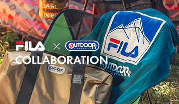FILA X OUTDOOR PRODUCTS FW