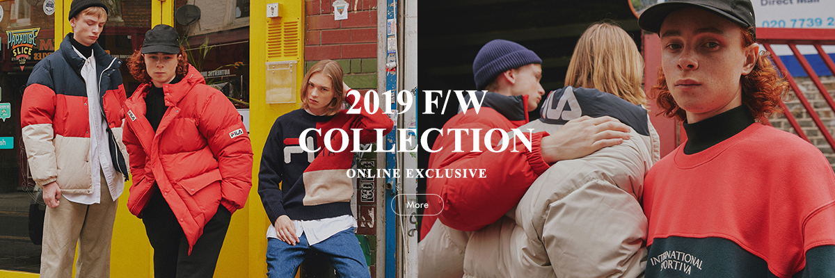 2019 FW COLLECTION