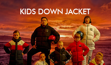 KIDS DOWN JACKET