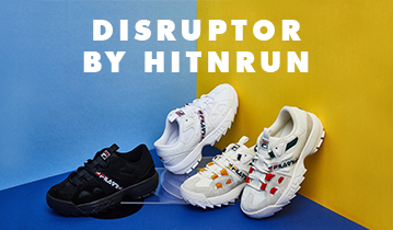 DISRUPTOR BY HITNRUN