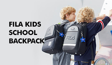 FILA KIDS<br>SCHOOL BACKPACK