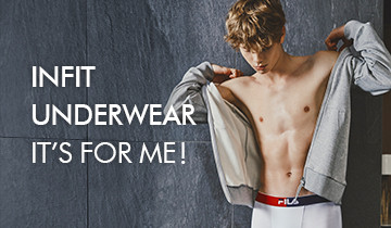 INFIT UNDERWEAR IT'S FOR ME!
