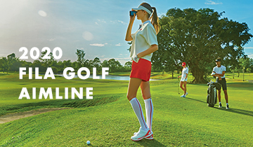FILA GOLF 2020 AIM LINE