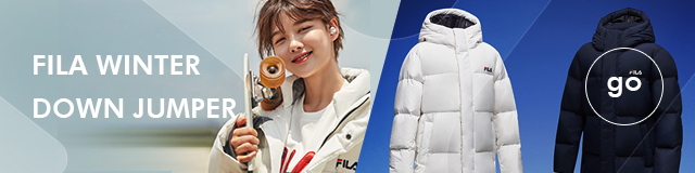 2019 BRAND NEW FILA WINTER DOWN JUMPER
