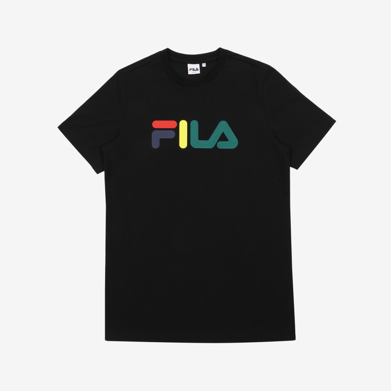 <온라인단독> MULTI-COLOR LOGO TEE 상세 이미지 1
