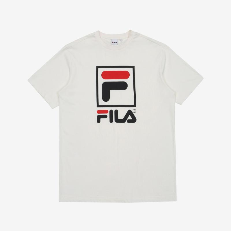 <온라인단독> STACKED LOGO TEE 상세 이미지