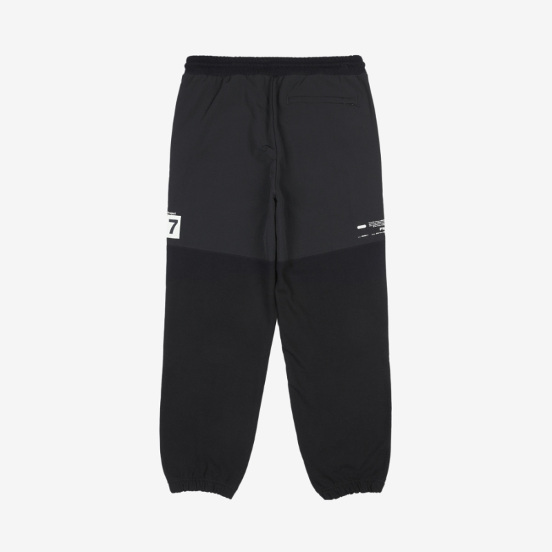 <Project 7> Woven Mix Jogger Pants Detailed Image 2
